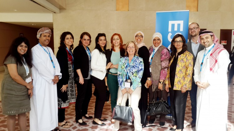 Iris communications participated in a workshop held by Esomar in Dubai