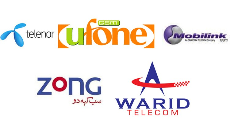 User Base of Telco's In Pakistan