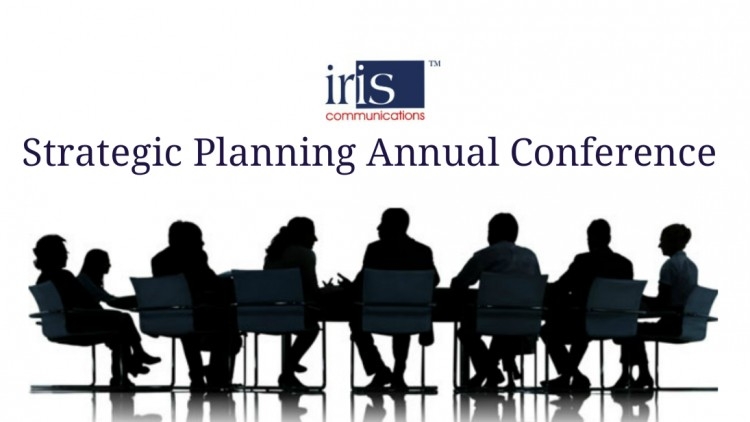 Strategic Planning Annual Conference-iris communications