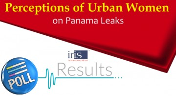 Poll Results-Perceptions of Urban Women on Panama Leaks