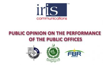 Public Opinion On The Performance Of Public Offices